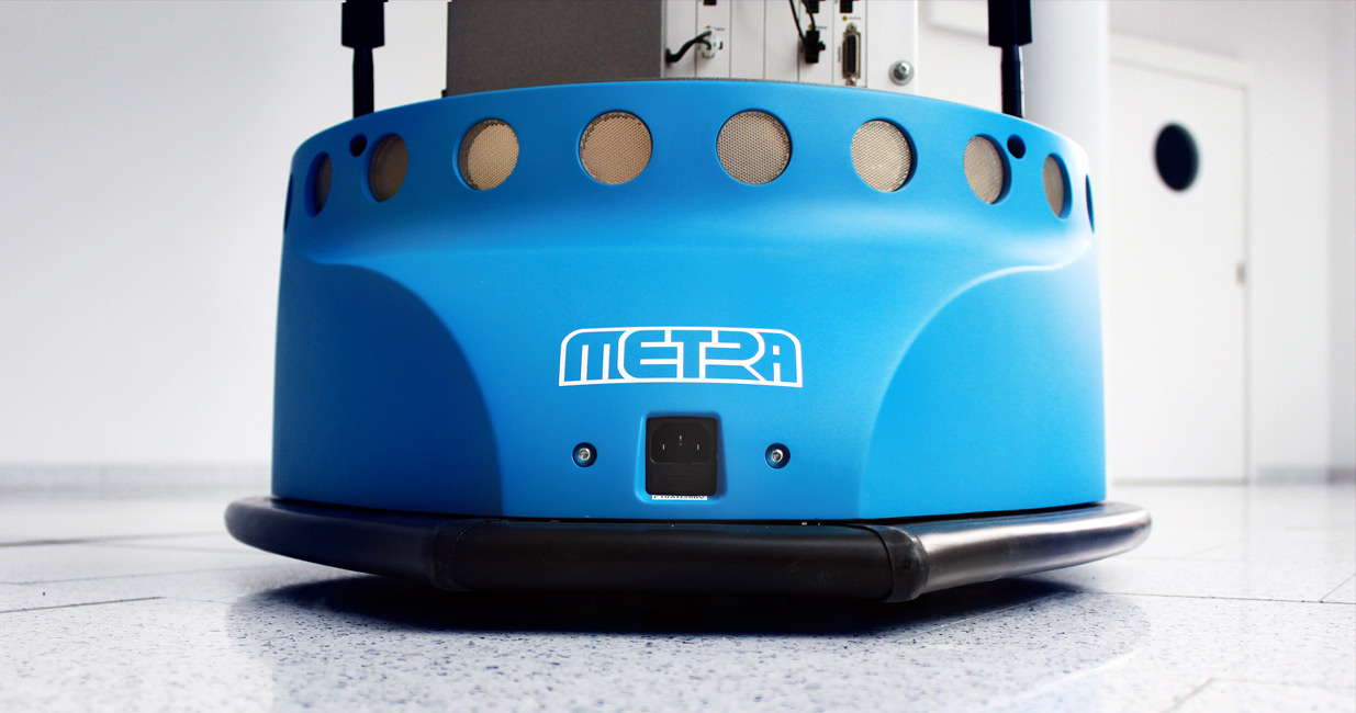 mobile robot platform SCITOS G5