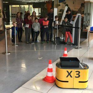 Mobiler Roboter SCITOS X3