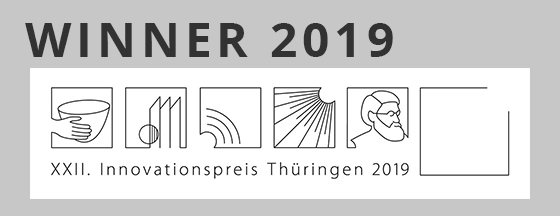 MetraLabs wins  Innovation Award Thuringia 2019