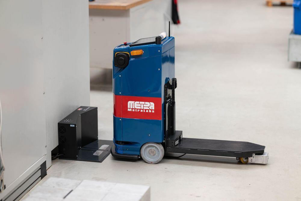 Ministapler - MetraLabs GmbH