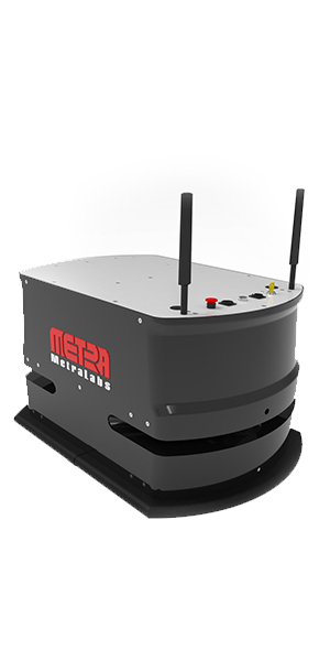 Automated Guided Vehicle from MetraLabs - SCITOS X3