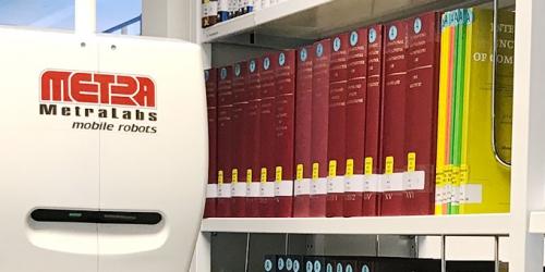 Mehr als 99% erfasst: Bibliotheks-Inventur mit TORY