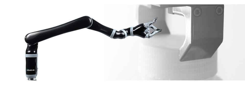 Kinova Jaco2 Roboterarm Produktbild