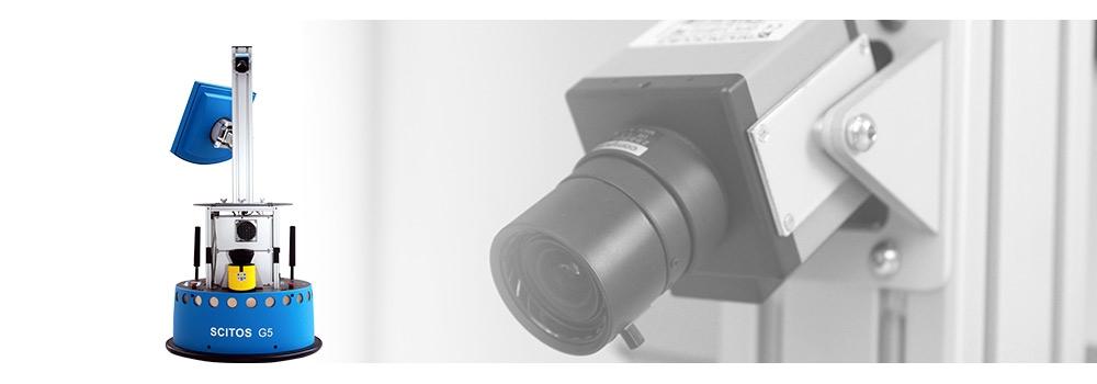 SCITOS G5 Plattform mit Kamera-Sensor